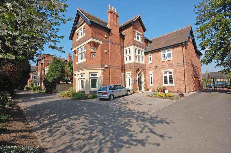 2 Bedrooms Apartment Flat for sale in Southgate, Stockwell Road, Tettenhall, WOLVERHAMPTON WV6