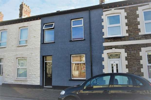 5 Bedrooms Terraced House for sale in Carlisle Street, Splott, Cardiff, Cardiff