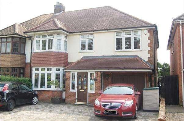 4 Bedrooms Detached House for sale in Hitchin Rd, LUTON, LU2