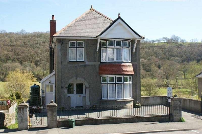 3 Bedrooms Detached House for sale in New Road, Llandysul, Ceredigion, Llandysul sa44