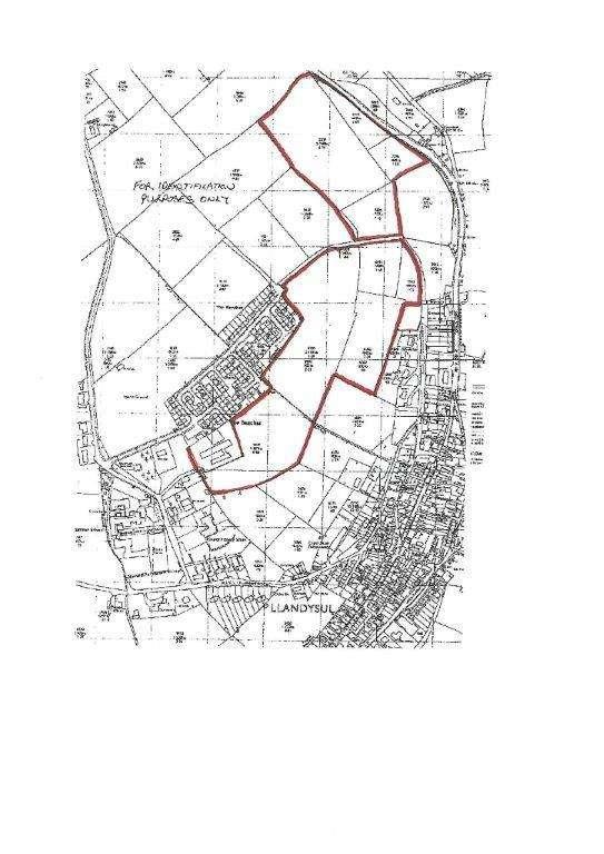 Farm Land Commercial for sale in Llandysul, Ceredigion, Llandysul SA44