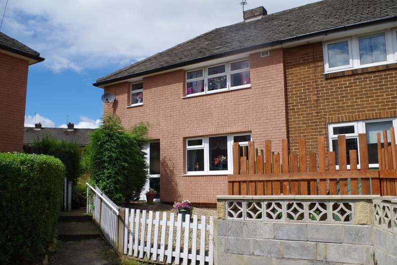 3 Bedrooms Semi Detached House for sale in Woodbrook Avenue, Mixenden, Halifax HX2