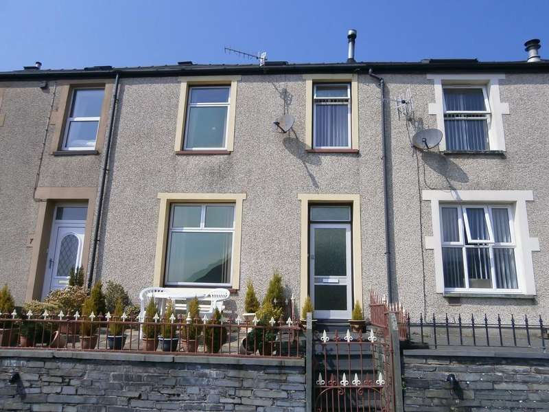 3 Bedrooms Terraced House for sale in Bryn Bowydd, Blaenau Ffestiniog LL41