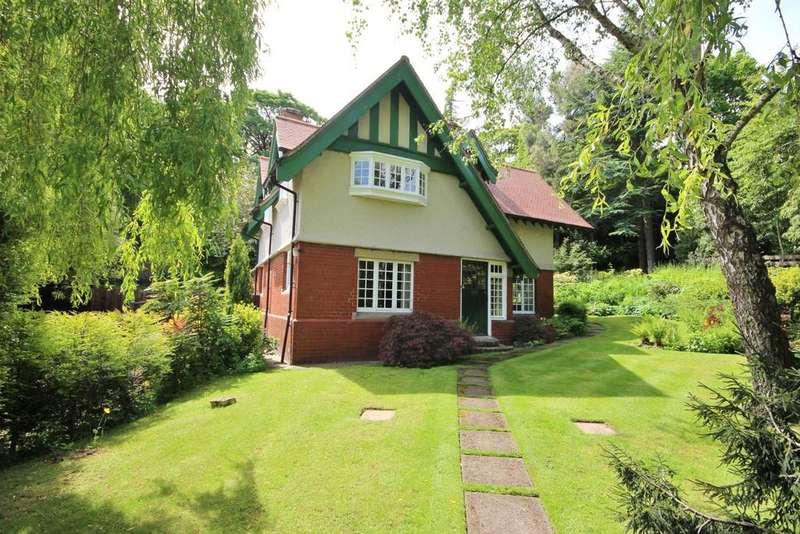 3 Bedrooms Detached House for sale in The Directors House, Jesmond Dene Road, Jesmond, Newcastle upon Tyne NE2