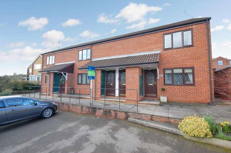 1 Bedroom Apartment Flat for sale in Aldersley Road, Tettenhall, Wolverhampton WV6