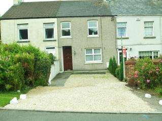 3 Bedrooms Terraced House for sale in Penycae Cottages, Penycae, Bridgend CF32