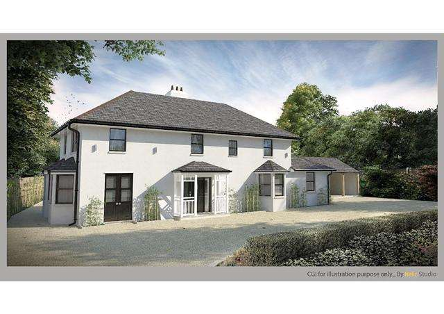 5 Bedrooms Detached House for sale in Winkfield, WINDSOR, SL4