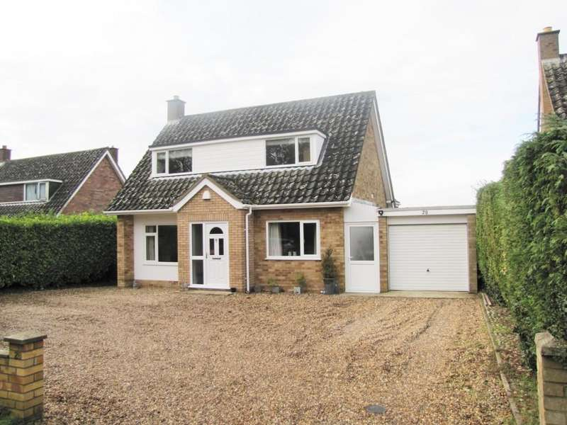 4 Bedrooms Detached House for sale in Brickle Road, Stoke Holy Cross, Norwich,