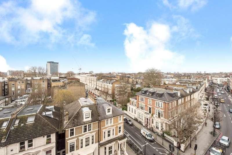 3 Bedrooms Flat for rent in 219 Earl's Court Road, Earl's Court, Kensington SW5