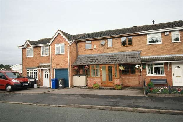 3 Bedrooms Semi Detached House for sale in Torside, Wilnecote, Tamworth, Staffordshire