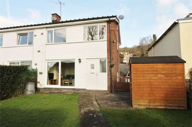 3 Bedrooms Semi Detached House for sale in Plane Tree Close, Caerleon, NEWPORT