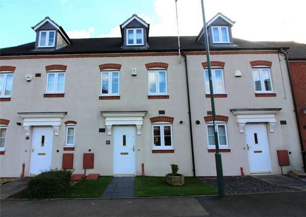 3 Bedrooms Terraced House for sale in Duckham Court, Coundon, COVENTRY