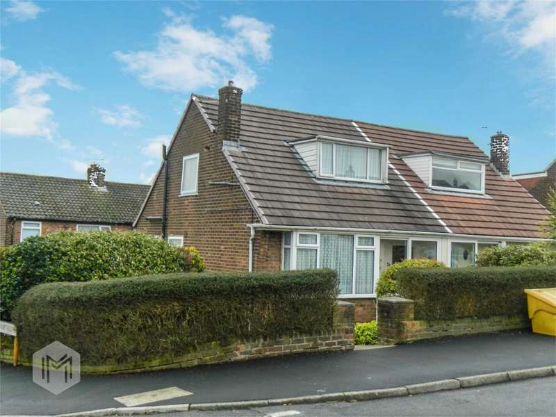 3 Bedrooms Semi Detached House for sale in Links Road, Harwood, Bolton, Lancashire