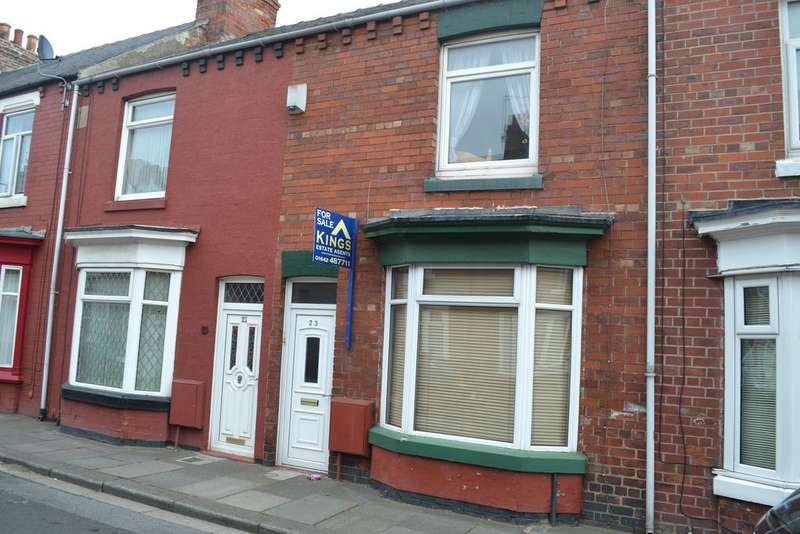 2 Bedrooms Terraced House for sale in Muriel Street, Redcar TS10