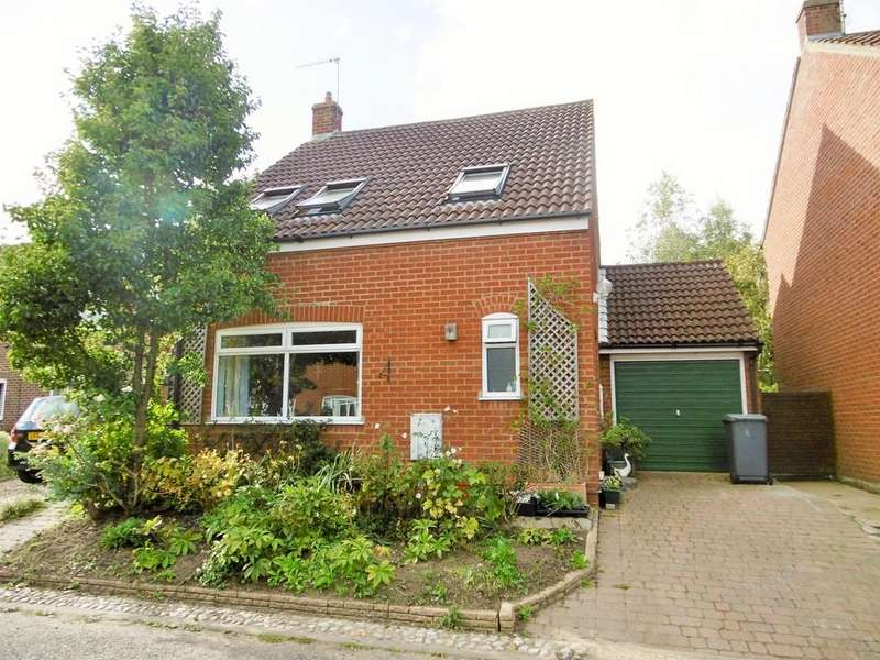 3 Bedrooms Detached House for sale in Aylsham, Norwich