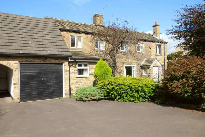 5 Bedrooms Detached House for sale in New Hey Road, Rastrick HD6