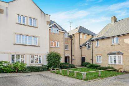 2 Bedrooms Flat for sale in Medhurst Way, Littlemore, Oxford, Oxfordshire
