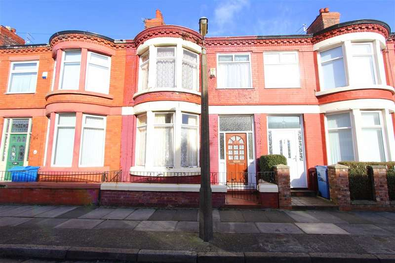 3 Bedrooms Terraced House for sale in Isabel Grove, Tuebrook, Liverpool