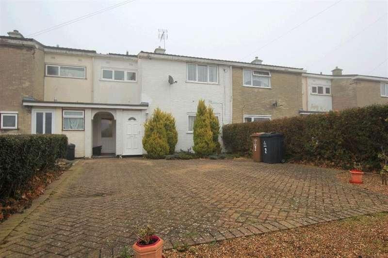 3 Bedrooms House for sale in West Reach, Stevenage, Hertfordshire