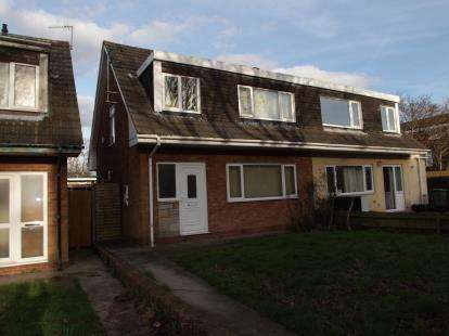 3 Bedrooms Semi Detached House for sale in Piccadilly Close, Chelmsley Wood, Birmingham, West Midlands