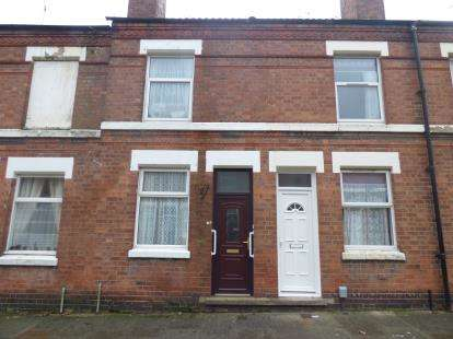 2 Bedrooms Terraced House for sale in Winchester Street, Coventry, West Midlands
