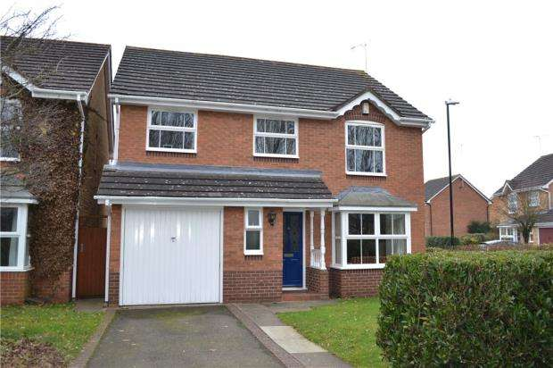 4 Bedrooms Detached House for sale in Kelway, Binley, Coventry, West Midlands