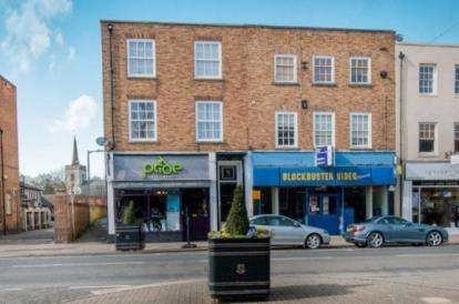 2 Bedrooms Flat for sale in Newmarket, Suffolk