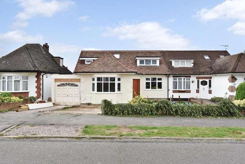 4 Bedrooms Semi Detached House for sale in Westland Drive, Brookmans Park AL9