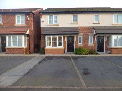 3 Bedrooms Semi Detached House for sale in Ashford Close, Litherland, Liverpool, Merseyside, L21