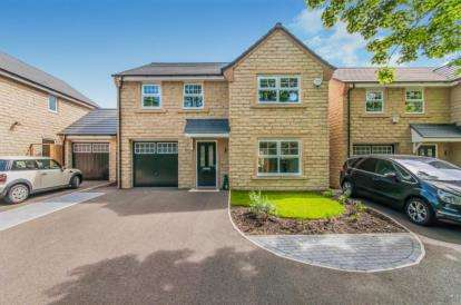 4 Bedrooms Detached House for sale in Holcombe Road, Helmshore, Rossendale, BB4