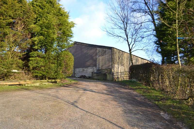 Plot Commercial for sale in Colne BB8
