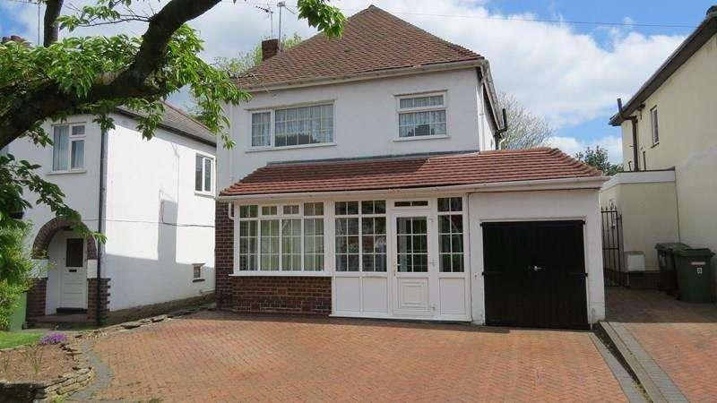 3 Bedrooms Detached House for sale in Regent Road, Penn, Wolverhampton