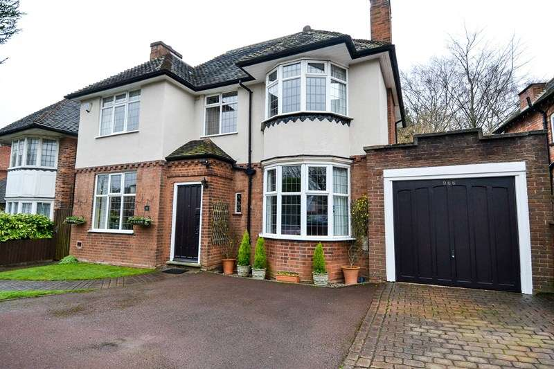 4 Bedrooms Detached House for sale in Bristol Road, Selly Oak, Birmingham