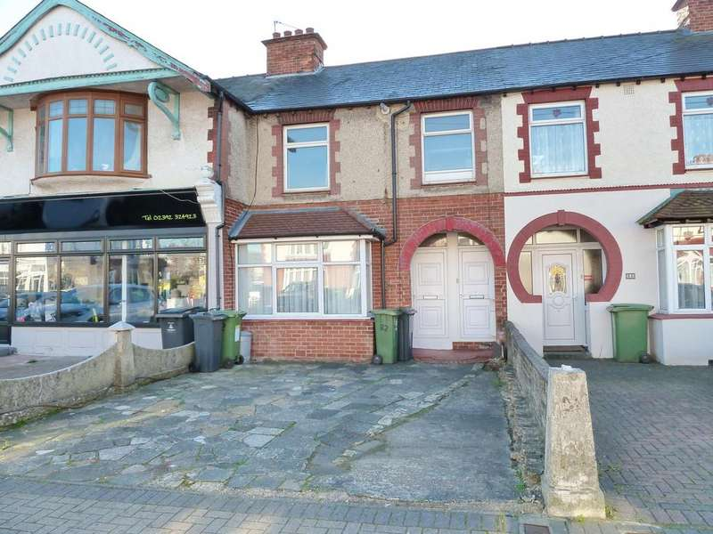 1 Bedroom Flat for sale in Chatsworth Avenue, Cosham PO6