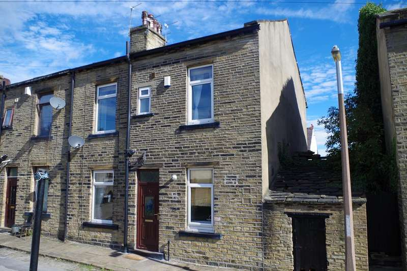 2 Bedrooms Terraced House for sale in Hopkinson Buildings, Ovenden, Halifax HX3