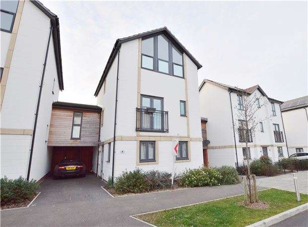 4 Bedrooms Link Detached House for sale in Denman Avenue, Cheltenham, Glos, GL50 4GH