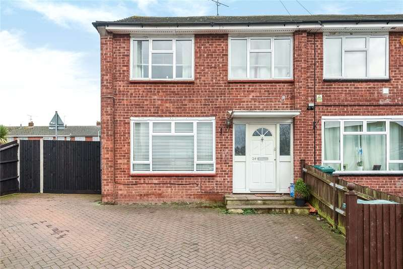 4 Bedrooms End Of Terrace House for sale in Mount Pleasant, Harefield, Uxbridge, UB9