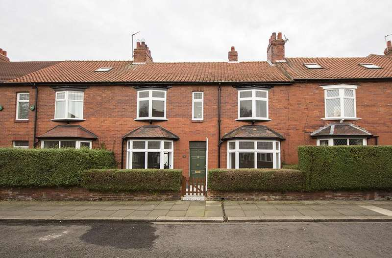 3 Bedrooms Terraced House for sale in 78 Newlands Road, High West Jesmond, Newcastle upon Tyne NE2