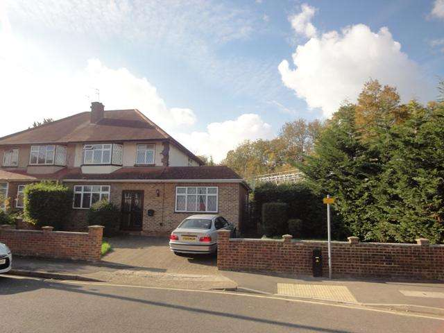 5 Bedrooms Semi Detached House for sale in North Way, Uxbridge UB10