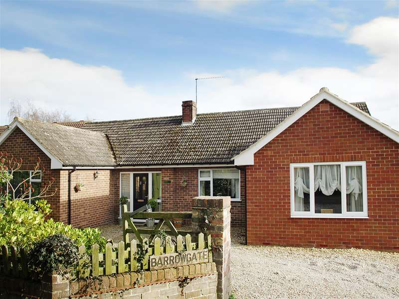 4 Bedrooms Detached Bungalow for sale in Barrowgates, Roecliffe, York, YO51 9NA