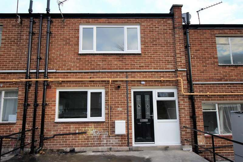 3 Bedrooms Maisonette Flat for sale in Burlington Court, Sherwood, Nottingham NG5
