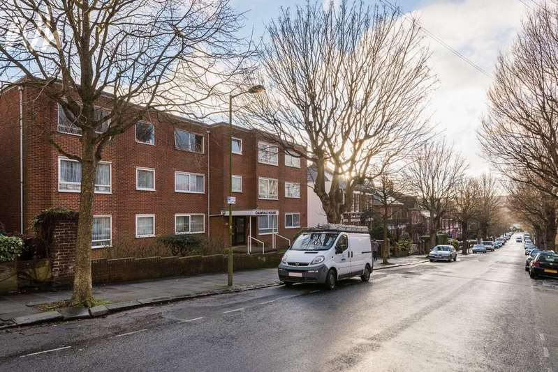 2 Bedrooms Flat for sale in Florence Road, Brighton BN1