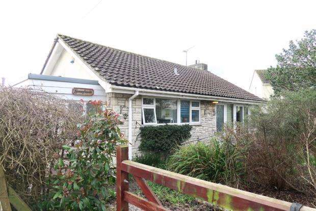 2 Bedrooms Detached Bungalow for sale in St Andrews Close, Curry Rivel, Langport TA10