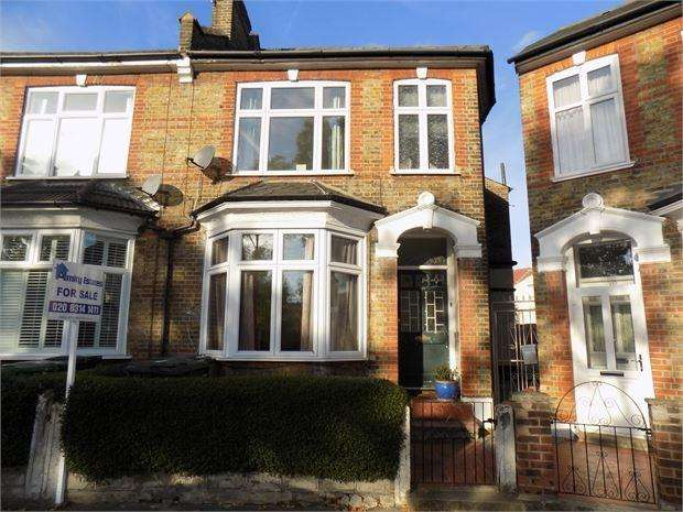 2 Bedrooms Ground Flat for sale in George Lane, Lewisham, London, SE13 6RY