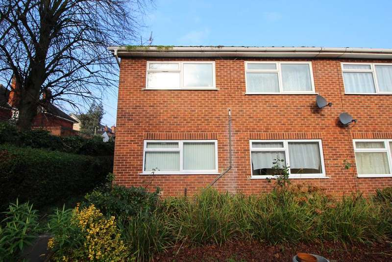2 Bedrooms Flat for sale in Rise Court, Hamilton road, Sherwood Rise, Nottingham NG5