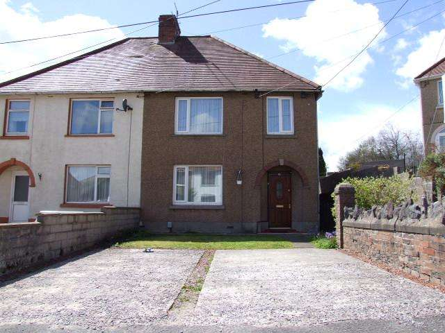 4 Bedrooms Semi Detached House for sale in 11 Tai Canol, Cwmavon, Port Talbot