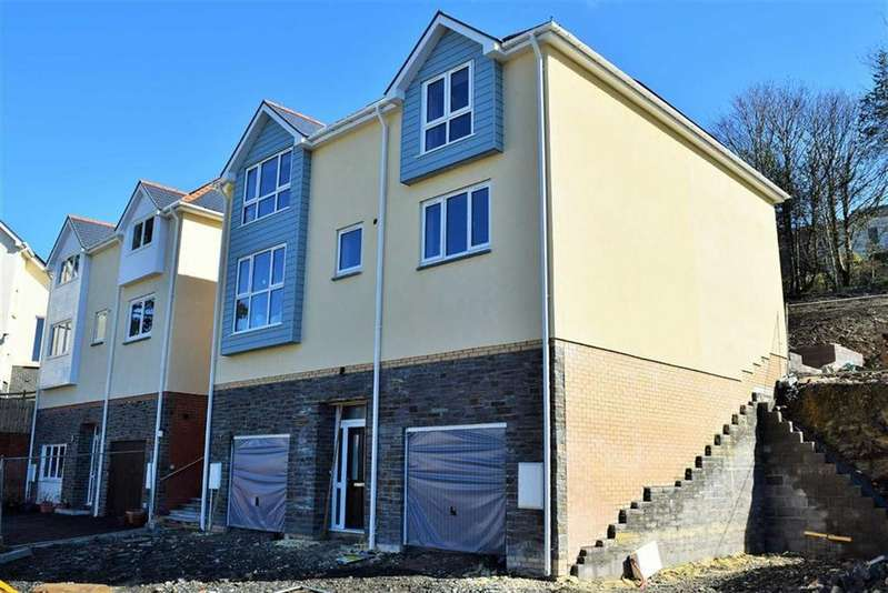 5 Bedrooms Detached House for sale in Plot 9, Bryn Ardwyn, St Davids Road, Aberystwyth, Ceredigion, SY23