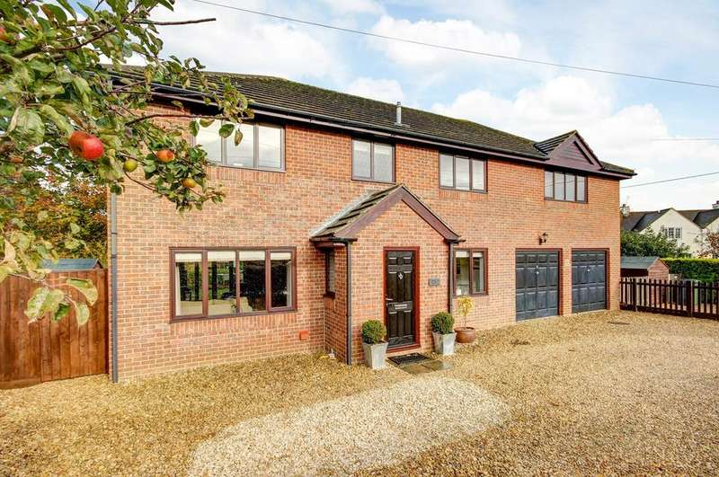 4 Bedrooms Village House for sale in Stallpits Lane, Shrivenham, SN6