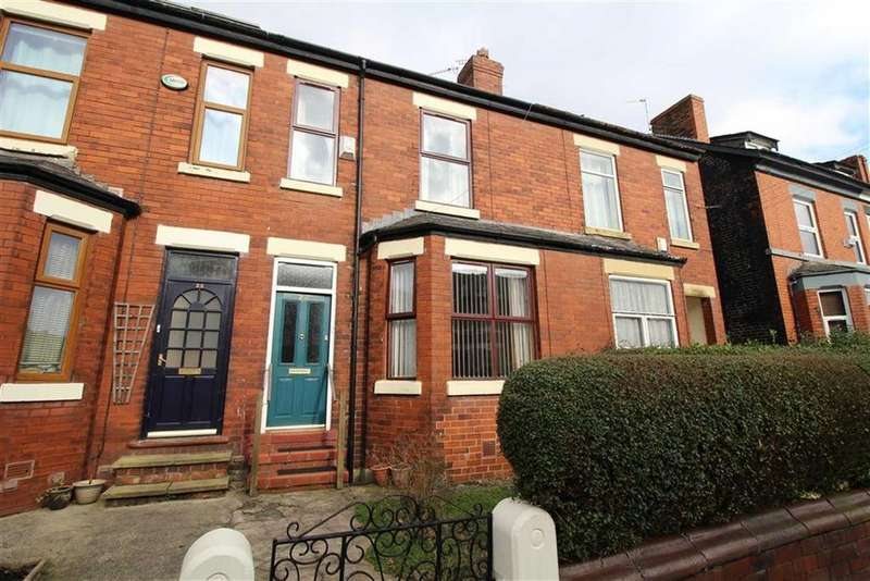 3 Bedrooms Terraced House for sale in Lausanne Road, Withington, Manchester