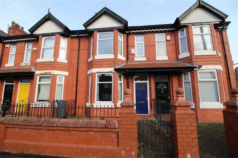 3 Bedrooms House for sale in Parkside Road, Fallowfield, Manchester